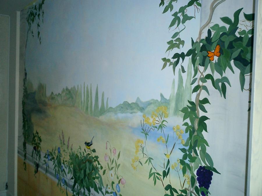 Commande Fresque murale Cabinet médical