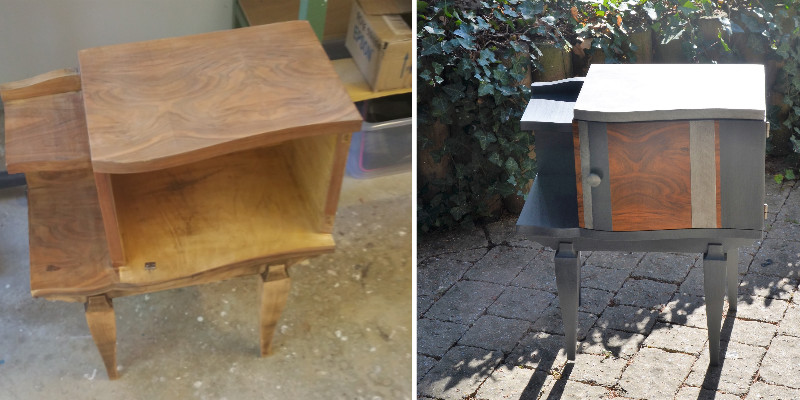 Atelier Patines, rénovation de meubles aspect patine à Dijon
