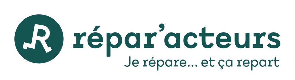 logo repair'acteur